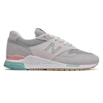 New Balance 840, Rain Cloud with Nimbus Cloud