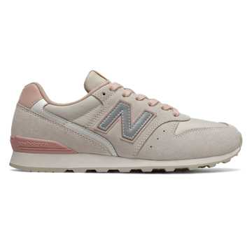 New Balance 996, Oyster with White Oak
