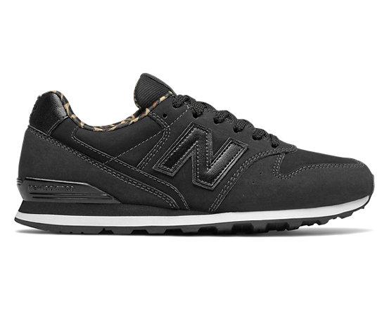 new balance 996 femme noir