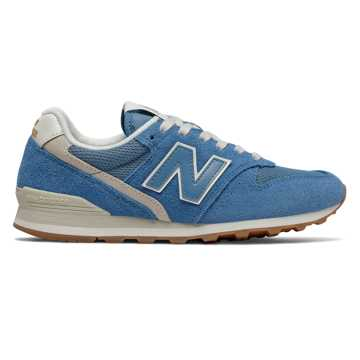 New Balance 996, Parisian Blue with Sea Salt