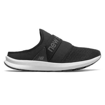 New Balance FuelCore Nergize Mule, Black with Magnet