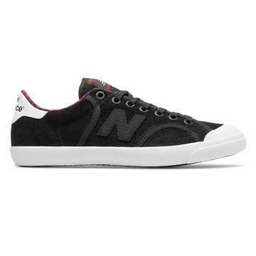New Balance ProCourt, Black with Tempo Red