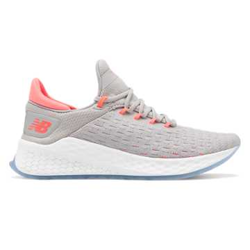 New Balance Fresh Foam Lazr v2 HypoKnit, Rain Cloud with Guava