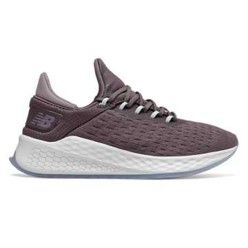 New Balance Fresh Foam Lazr v2 HypoKnit, Light Shale with Cashmere & Water Vapor