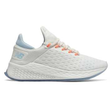 New Balance Fresh Foam Lazr v2 HypoKnit, Sea Salt with Air & Mango
