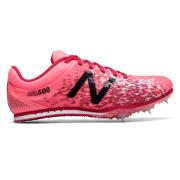 New Balance MD500v5 Spike, Guava with Pink