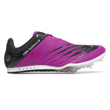 New Balance MD500v6 Spike, Voltage Violet with Black