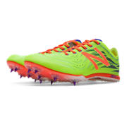 New Balance MD800v4 Spike, Toxic with Dragonfly