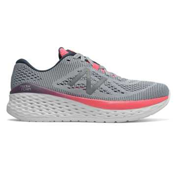 New Balance Fresh Foam More, Light Cyclone with Guava & Reflection