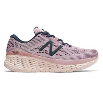 New Balance Fresh Foam More, Twilight Rose with Supercell & Oxygen Pink
