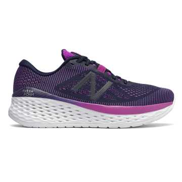 New Balance Fresh Foam More, Voltage Violet with Pigment