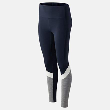 NB Transform High Rise 7/8 Pocket Tight, WP01140ECL image number null