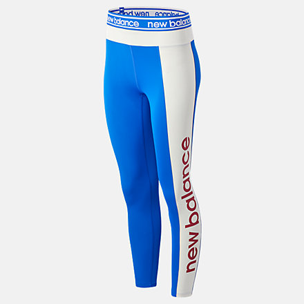 New Balance Relentless Graphic High Rise 7/8 Tight, WP01154CO image number null