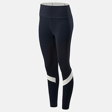 New Balance Transform Novelty High Rise 7/8 Pocket Tight, WP01175RWH image number null