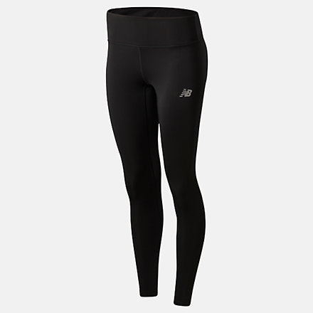 New Balance Accelerate Tight, WP01212BK image number null