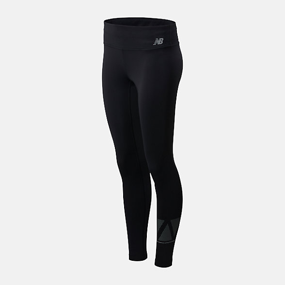 New Balance Accelerate Capri Leggings Damen