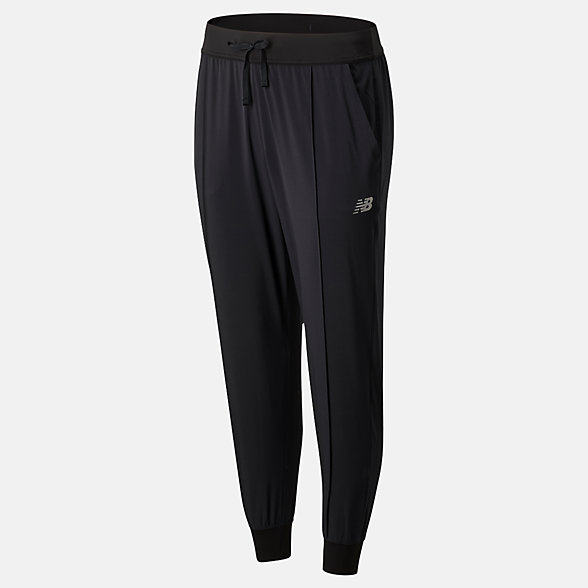 New Balance Accelerate Pant, WP01217BK