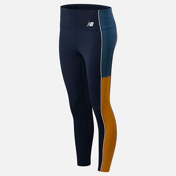 New Balance Fast Flight 7/8 Tight, WP01230VGL