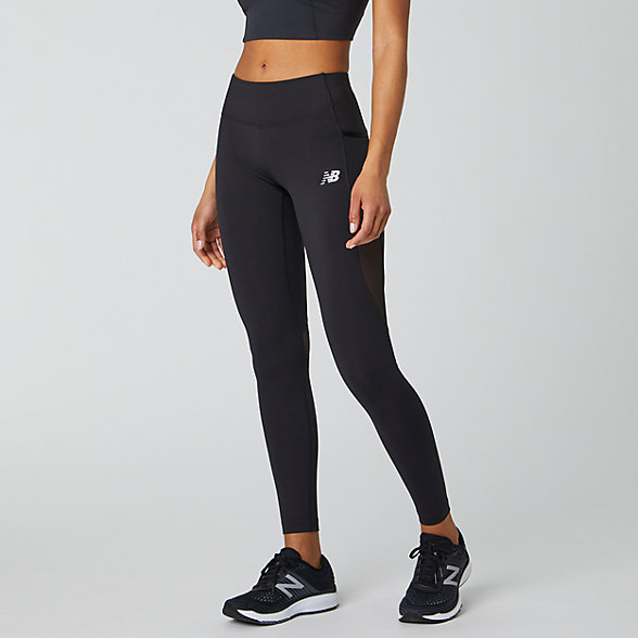 NB Impact Run Leggings, WP01247BK
