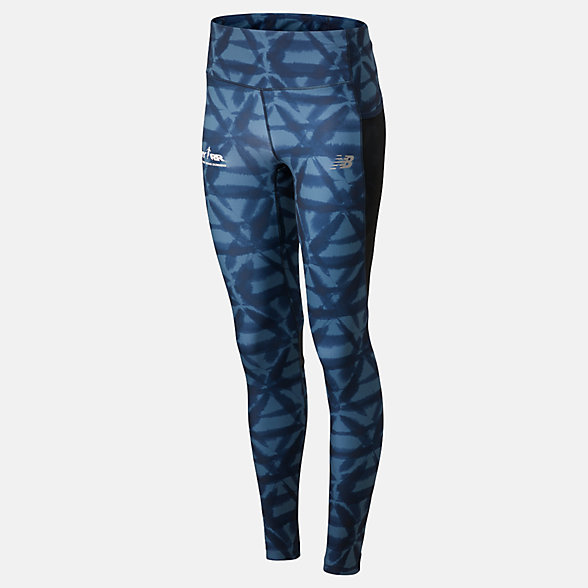 New Balance RFL Printed Impact Run Tight, WP01248BSNB