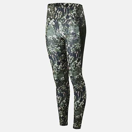 New Balance Printed Impact Run Tight, WP01248NTG image number null