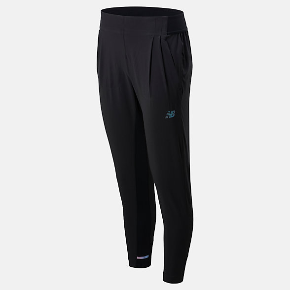 NB Q Speed Run Crew Pant, WP01264BK