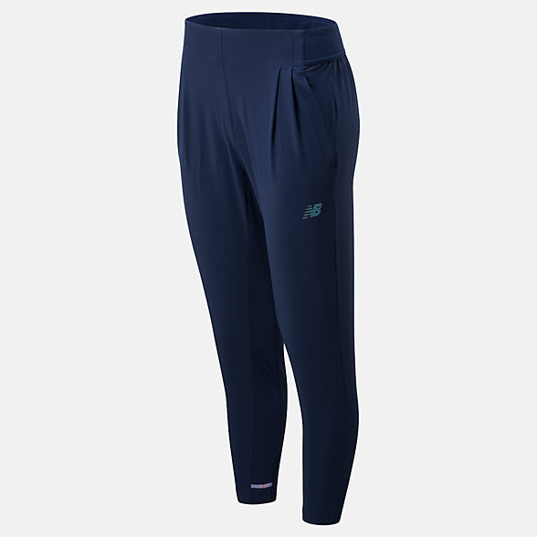 New Balance Q Speed Run Crew Pant, WP01264NGO
