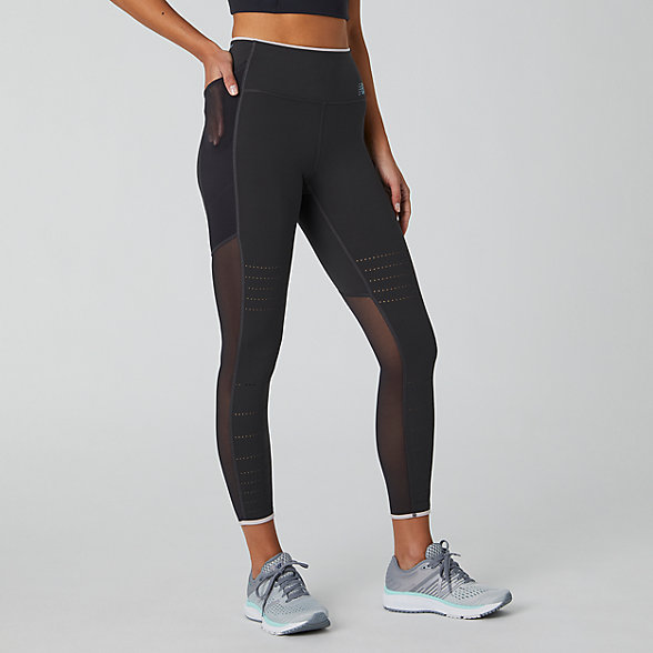 NB Q Speed Breathe Leggings, WP01267PHM
