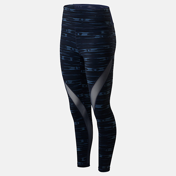 New Balance Evolve Printed Tight 2.0, WP01451NGO