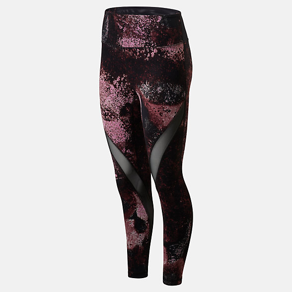 New Balance Evolve Printed Tight 2.0, WP01451NJR
