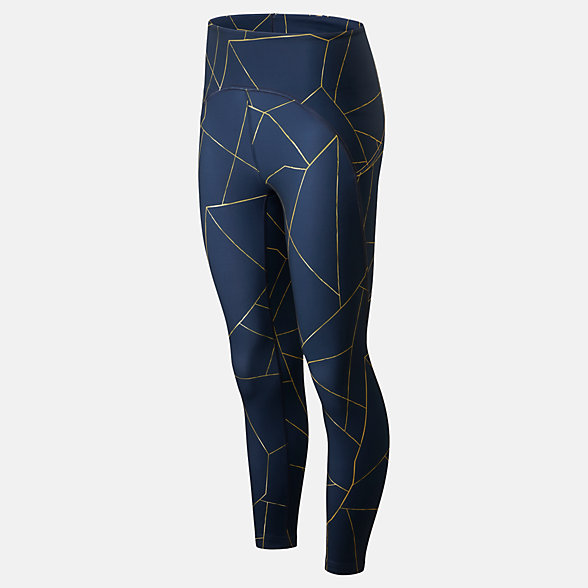 New Balance Balance Printed Ultra High Rise Tight, WP01453NGO