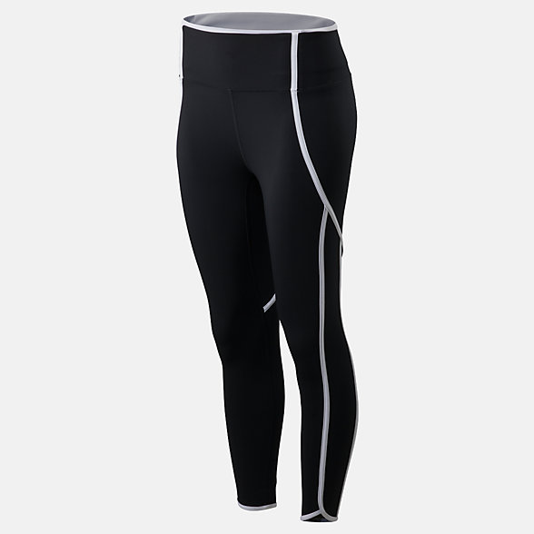 New Balance Balance Defined Lines Tight, WP01458BK
