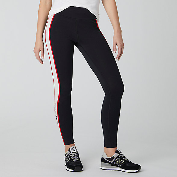 NB Leggings NB Athletics Piping, WP01503BM