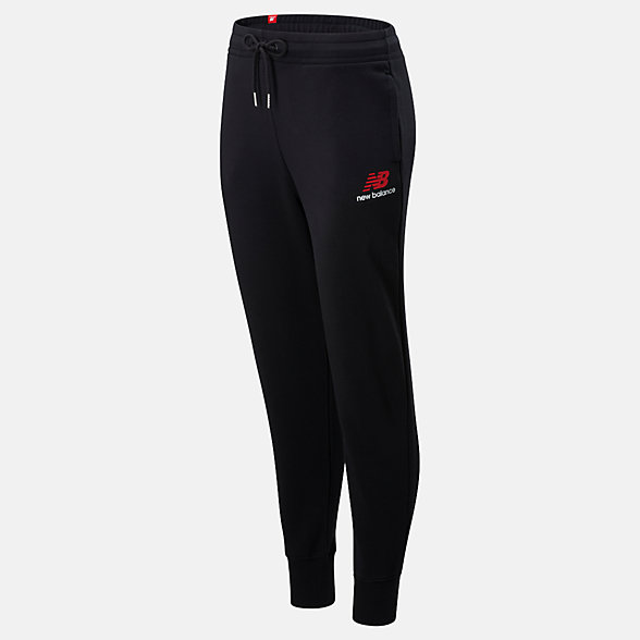 NB Essentials Icon Sweatpant, WP01508BK