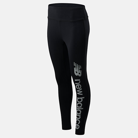 NB Sport Style Leggings, WP01514BK