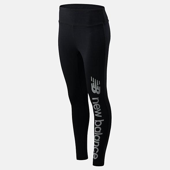 NB Leggings Sport Style, WP01514BK