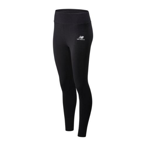 New Balance Mujer Athletics Core Legging - Black, Black