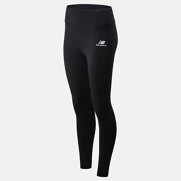 New Balance Athletics Core Legging, WP01519BK