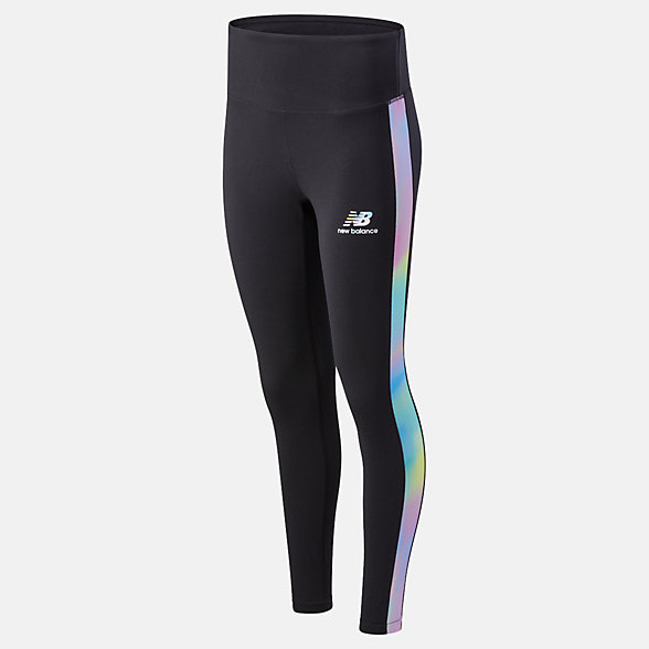 New Balance Essentials Soft Spectrum Legging, WP01527BK