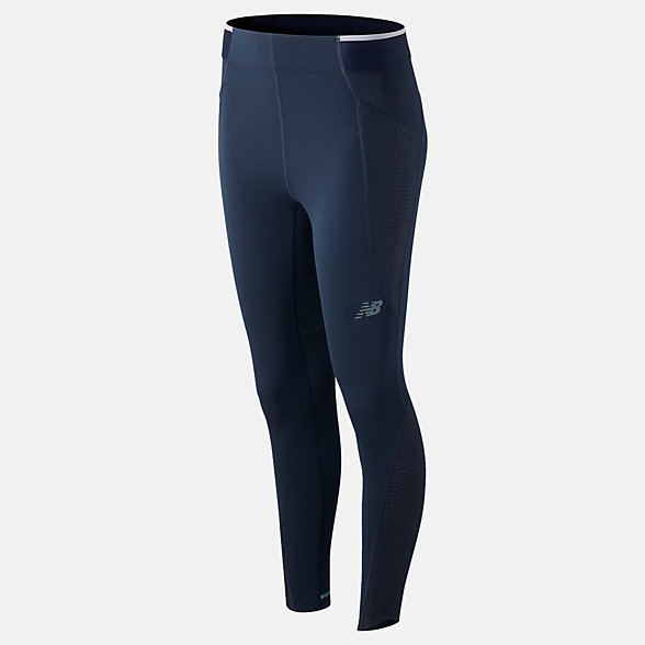 NB Q Speed Fuel 7/8 Leggings, WP03264ECL