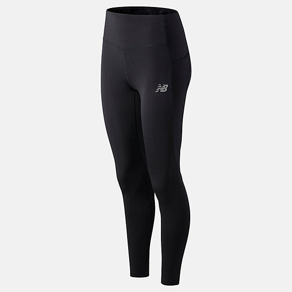 NB Top Impact Run Tight Without Mesh, WP03288BK