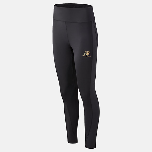New Balance NB Athletics Select Legging, WP03502BK