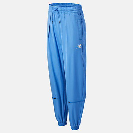 New Balance NB Athletics Podium Wind Pant, WP03503FCB image number null