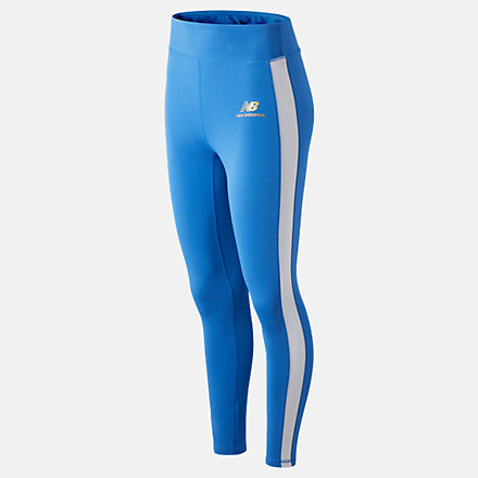 New Balance NB Athletics Podium Legging, WP03505FCB image number null