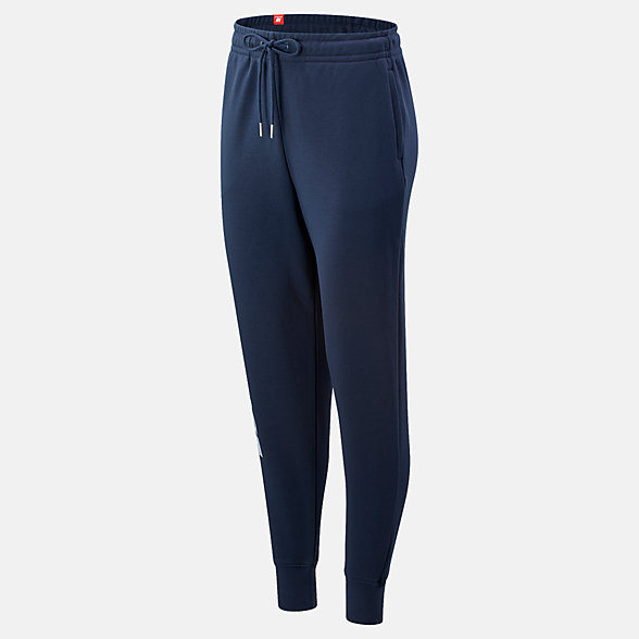 NB NB Athletics Village Fleece Hose, WP03507NGO