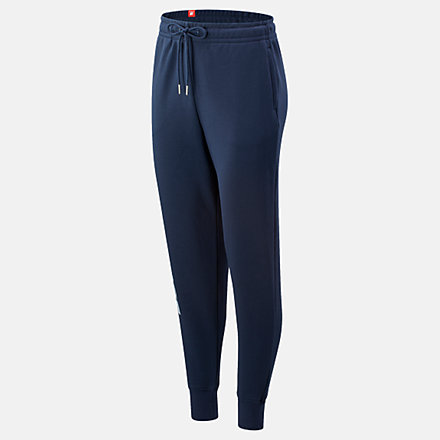 NB Essentials NB Speed Sweatpant, WP03507NGO image number null