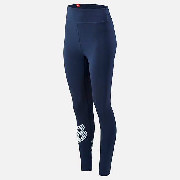 New Balance Essentials NB Speed Track Legging, WP03508NGO