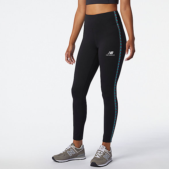 NB NB Athletics Terrain Legging, WP03517BK