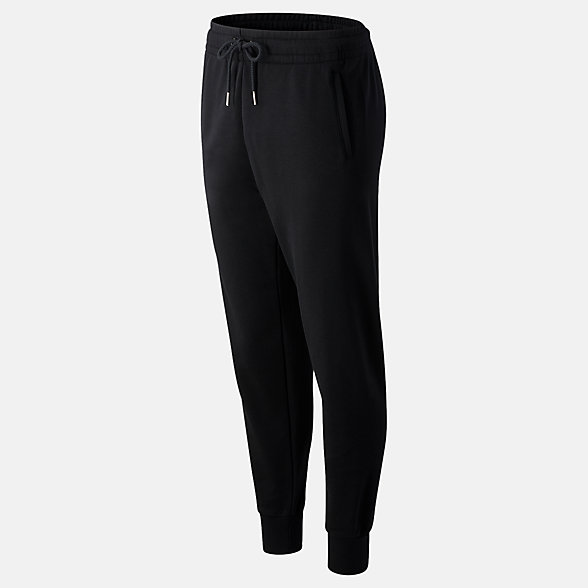 NB Pantalons Sport Style Optiks Fleece, WP03523BK