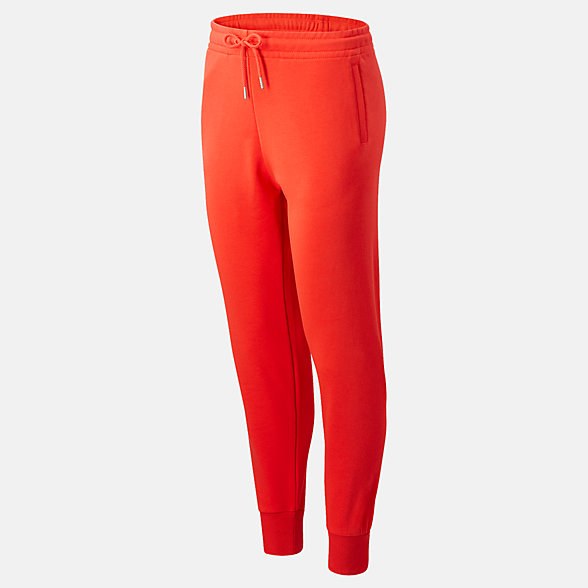 New Balance Sport Style Optiks Fleece Pant, WP03523ENR